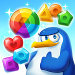 Penguin Puzzle Party 2.2.0  (Mod)