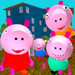 Piggy Neighbor. Family Escape Obby House 3D 1.8 (Mod)