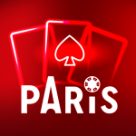 Poker Paris: Tien Len Mien Nam TLMN & Binh Xap Xam  2.2.3 (Mod)