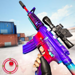 Police Counter Terrorist Shooting – FPS Strike War  10 (Mod)