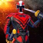 Power Dino Hero Ninja Fighters Battle Shadow Steel 8.0 (Mod)