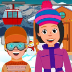 Pretend Play Alps Life: Home Town Vacation Games 1.0.6 (Mod)