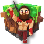 PrimalCraft Cubes Craft & Survive Game  5.1.3 (Mod)
