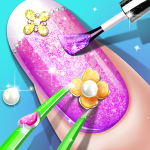 💅💅Princess Nail Makeup Salon 3.0.5017 (Mod)