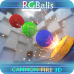 RGBalls – Cannon Fire : Shooting ball game 3D 5.01 (Mod)