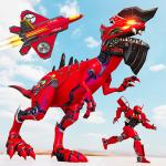 Raptor Robot Car Transform – Multi Robot Game  1.9 (Mod)