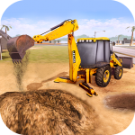 Real Construction Machine: City Builder Sim 2020 1.3 (Mod)