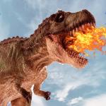 Real Dinosaur Simulator Games – Dino Attack 3D 1.4 (Mod)