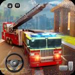 🚒 Rescue Fire Truck Simulator: 911 City Rescue 1.4 (Mod)