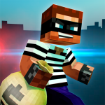 🚔 Robber Race Escape 🚔 Police Car Gangster Chase  3.11.0 (Mod)