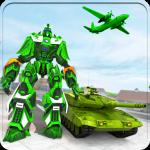 Robot Transform Plane Transporter Free Robot Games 1.0.9 (Mod)