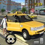 Rush Hour Taxi Cab Driver: NY City Cab Taxi Game 1.12 (Mod)