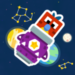 Rushy Rockets: Puzzle Blast in Space 1.05  (Mod)