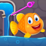 Save the Fish – Pull the Pin Game  11.8 (Mod)