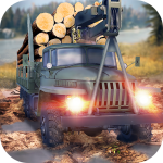Sawmill Driver: Logging Truck & Forest Harvester 1.4.6 (Mod)