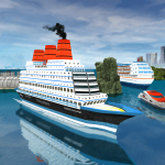 Ship Driving Games 4.0 (Mod)