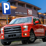 Shopping Mall Car & Truck Parking 1.2 (Mod)