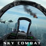 Sky Combat war planes online simulator PVP  4.2 (Mod)