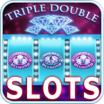 Slot Triple Double Diamond Pay 2.0  (Mod)