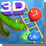 Snakes and Ladders, Slime – 3D Battle 1.52 (Mod)