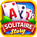 Solitaire Story – TriPeaks – Free Card Journey  3.18.0 (Mod)