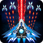 Space shooter – Galaxy attack – Galaxy shooter  1.472 (Mod)