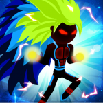 StickMan Z: Super Dragon Battle 12 (Mod)