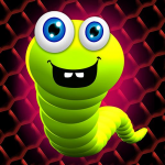 Swerve.io – Worm Games  2.3.9 (Mod)