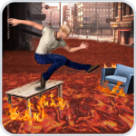The Floor is Lava Game 1.0.4  (Mod)