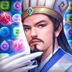 Three Kingdoms & Puzzles: Match 3 RPG 1.7.1  (Mod)