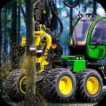 Timber Harvester Simulator 1.2.2 (Mod)