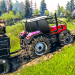 Tractor Pull & Farming Duty Game 1.0  1.0 (Mod)