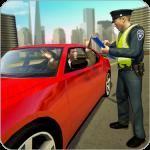 Traffic police officer traffic cop simulator 2019 1.3.1  (Mod)