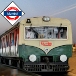 Train Driving Mumbai Local 1.6 (Mod)