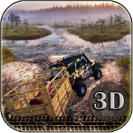 Trucking in the mountains off-road 3D 2.0.1 (Mod)