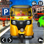 Tuk Tuk Auto Rickshaw Driver 2019:City Parking 1.4 (Mod)