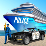 US Police Cruise Ship Plane Cyber Truck Transport 1.1.0 (Mod)