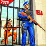 US Police Grand Jail break Prison Escape Games 1.9 (Mod)