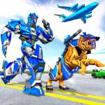 US Police Tiger Robot Game: Police Plane Transport 1.1.6(Mod)