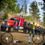 USA Truck Driving School: Off-road Transport Games 1.15 (Mod)