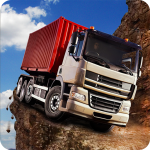 Up Hill Truck Driving Mania 3D 1.4  (Mod)