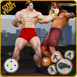 Virtual Gym Fighting: Real BodyBuilders Fight com.fa.gym.fighting.game (Mod)