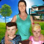 Virtual Mother Amazing Family Mom Simulator Games 1.0.2 (Mod)