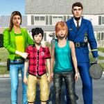 Virtual Police Dad Simulator : Happy Family Games 1.0.21 (Mod)