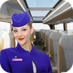Virtual girl tourist bus waitress jobs : Dream Job 1.6.0  (Mod)