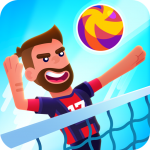 Volleyball Challenge – volleyball game 1.0.23(Mod)