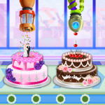 Wedding Party Cake Factory: Dessert Maker Games 1.0.4  (Mod)