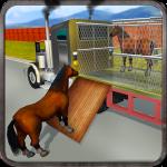 Wild Horse Zoo Transport Truck Simulator Game 2018 1.7   (Mod)