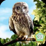 Wild Owl Simulator 3D 1,05 (Mod)
