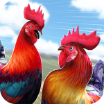 Wild Rooster Run – Frenzy Chicken Farm Race 2.11.10 (Mod)